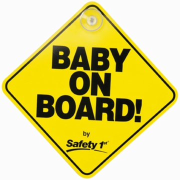 Safety 1st Baby On Board Magnet