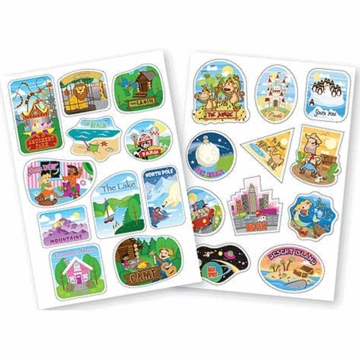 Melissa & Doug Trunki Destination Stickers