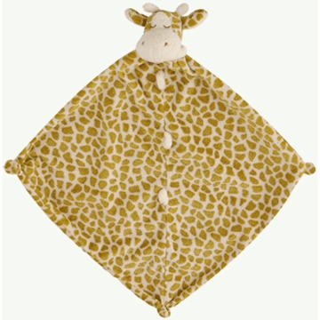 Angel Dear Cuddle Twins Baby Giraffe Blankies- Set of 2