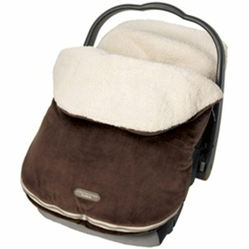 JJ Cole Bundleme Original Infant w/ Thermaplush - Cocoa