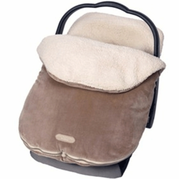JJ Cole Bundleme Original Infant w/ Thermaplush - Khaki