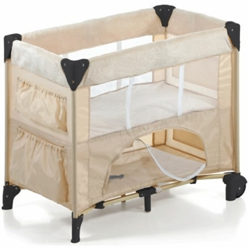 Hauck Dream N Care Bassinet in Beige