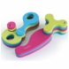 Hoppop Pipla Bath Toys - Trendy Colors