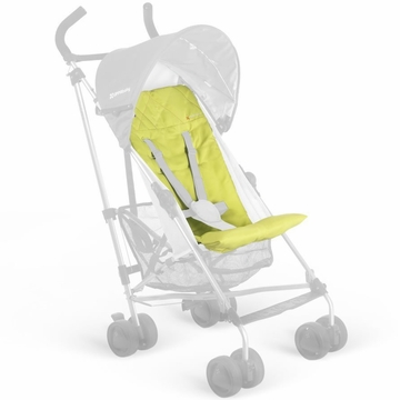 UppaBaby G-Lite Replacement Seat Pad - Kyle (Chartreuse)