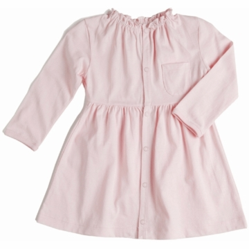 EGG Organic Cotton Dress in Pink - 6 to 12 Months