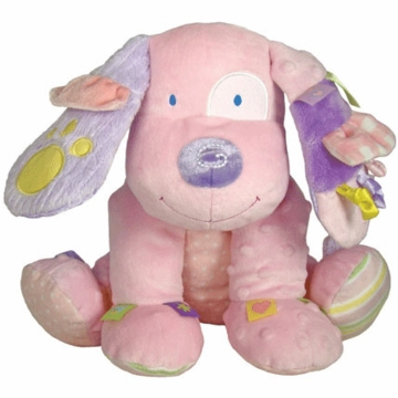 "Kids Preferred 12"" Little Lovey Plush Puppy"