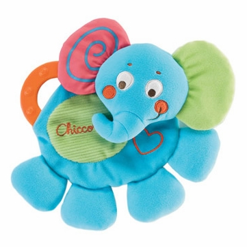 Chicco Happy Elephant Blankie