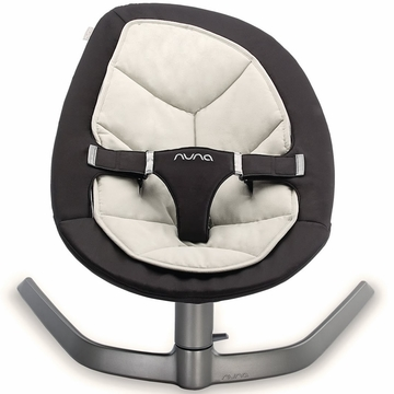 Nuna Leaf Bouncer (Organic Cotton Insert) - Twilight