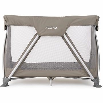 Nuna Sena Mini Travel Crib - Safari