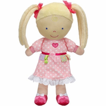 "Kids Preferred 11"" Little Lovey Doll"