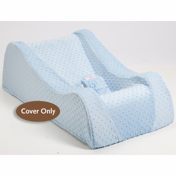 Nap Nanny Chill Cover � Blue Minky Dot