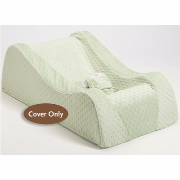 Nap Nanny Chill Cover � Sage Minky Dot