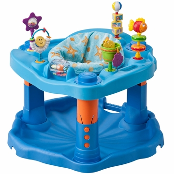 Evenflo Exersaucer Mega Activity Center - Splash - 2