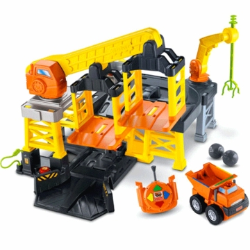 Fisher Price Big Action Construction Site with Remote Control