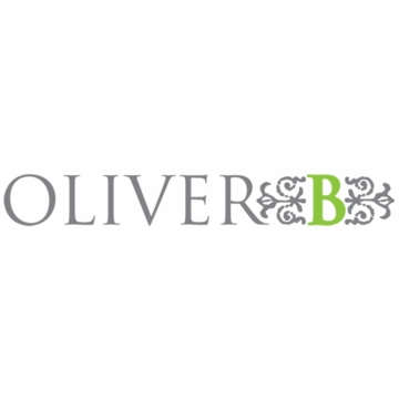 Oliver B Ventilated Slat 20 Pack Bumpers in White Minky and Satin Black Ties