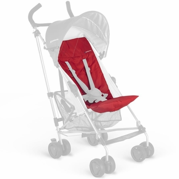 UppaBaby G-Lite Replacement Seat Pad - Denny (Red)
