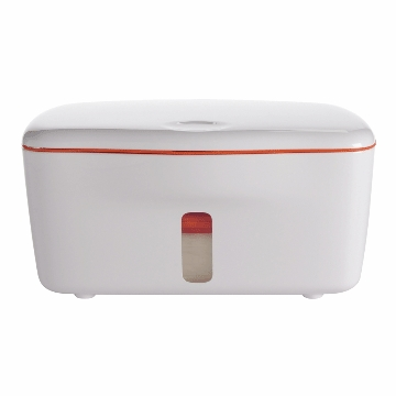 OXO Tot Perfect Pull Wipes Dispenser in Orange
