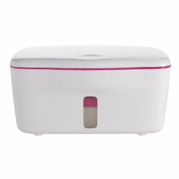 OXO Tot Perfect Pull Wipes Dispenser in Pink