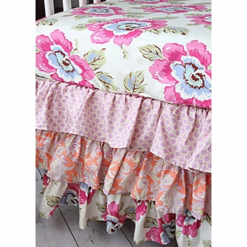 Caden Lane Primrose 2 Piece Crib Bedding Set (Limited Edition)