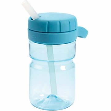 OXO Tot Twist Top Water Bottle - 12 oz - Aqua