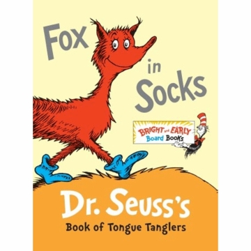 Dr. Seuss's Fox in Socks