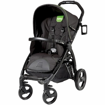 Peg Perego Book Stroller in Nero Energy