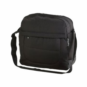 Peg Perego Borsa Skate Diaper Bag - Black Bubble
