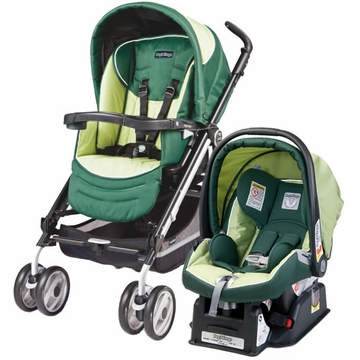 Peg Perego Pliko Switch / Primo Viaggio Travel System in Myrto