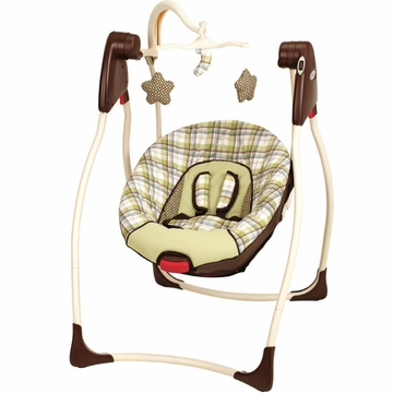 Graco Comfy Cove Swing - Ashford