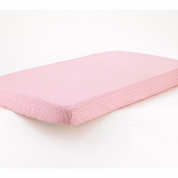 CoCaLo Up & Away Fitted Sheet