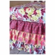 Caden Lane Plum Crazy 2 Piece Crib Bedding Set (Limited Edition)