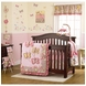CoCaLo Maeberry 4-Piece Crib Bedding Set