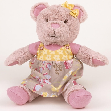 CoCaLo Maeberry Plush Bear