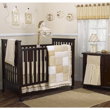 CoCaLo Snickerdoodle 9-Piece Crib Bedding Set