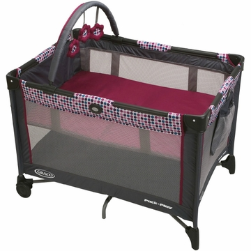Graco Pack 'n Play On The Go Playard - Brittany