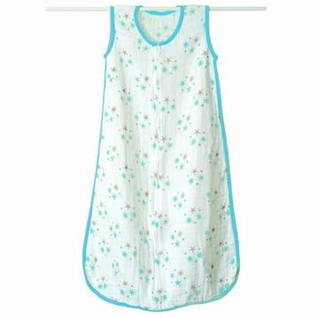 Aden + Anais Muslin Sleeping Bag - Star Bright - Medium