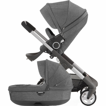 Stokke Crusi Carriage - Black Melange