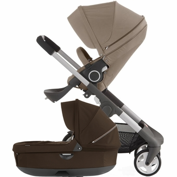 Stokke Crusi Carriage - Brown