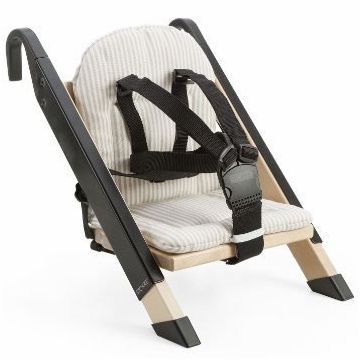 Stokke HandySitt Chair Cushion - Beige Stripe