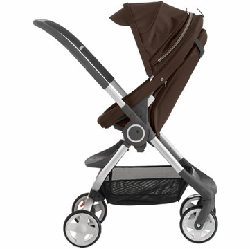 Stokke Scoot Stroller - Brown