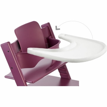 Stokke Tripp Trapp Infant Starter Set - Purple