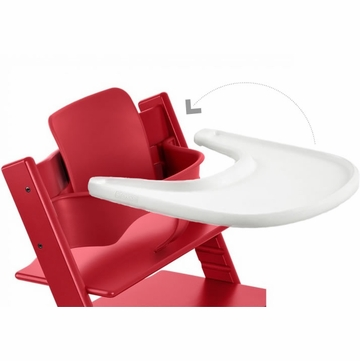 Stokke Tripp Trapp Infant Starter Set - Red