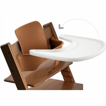 Stokke Tripp Trapp Infant Starter Set - Walnut