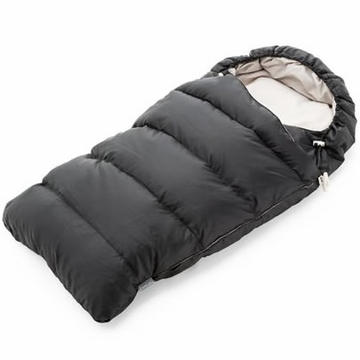 Stokke XPLORY Down Sleeping Bag in Black