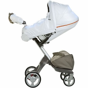 Stokke XPLORY Winter Kit in White