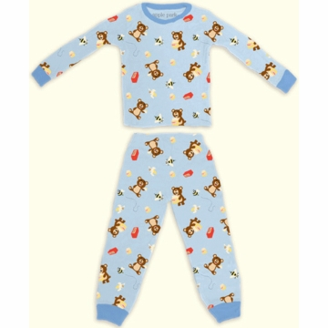 Apple Park Cubby Pajama - 2T