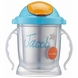 Innobaby Sippin' Smart EZ Flow Straw Stainless Sippy - Blue