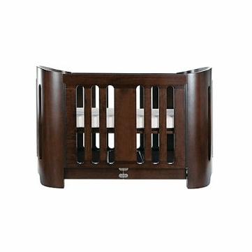Bloom Luxo Crib in Cappuccino