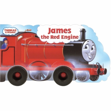 Thomas & Friends James the Red Engine