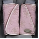 JJ Cole Reversible Strap Covers - Pink